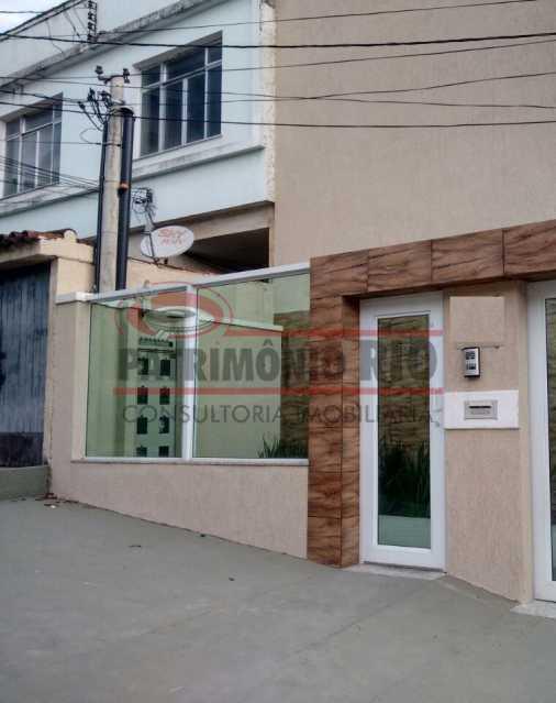 19. - Excelente Casa em Olaria em condomínio Fechado, 1º Locação com 2salas, 2qtos e Vaga. - PACN20143 - 20
