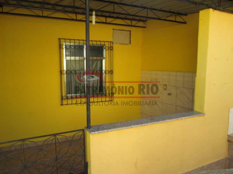 IMG_2725 - Excelente Oportunidade!! 2 casas Linear e terreno com 200m² Vigário Geral - PACA20618 - 22