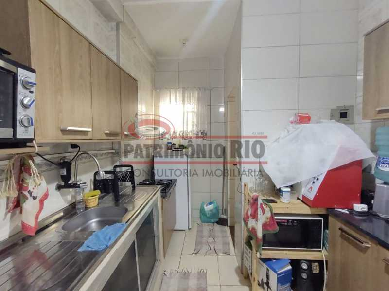 ag7 - Ótima casa Duplex 2 quartos Vista Alegre. - PACV20123 - 10