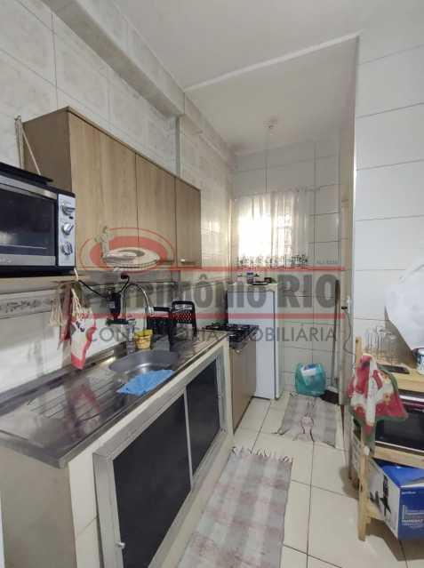 ag9 - Ótima casa Duplex 2 quartos Vista Alegre. - PACV20123 - 11