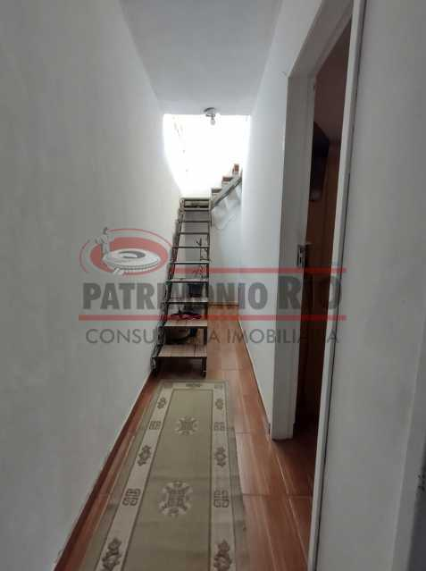ag11 - Ótima casa Duplex 2 quartos Vista Alegre. - PACV20123 - 20