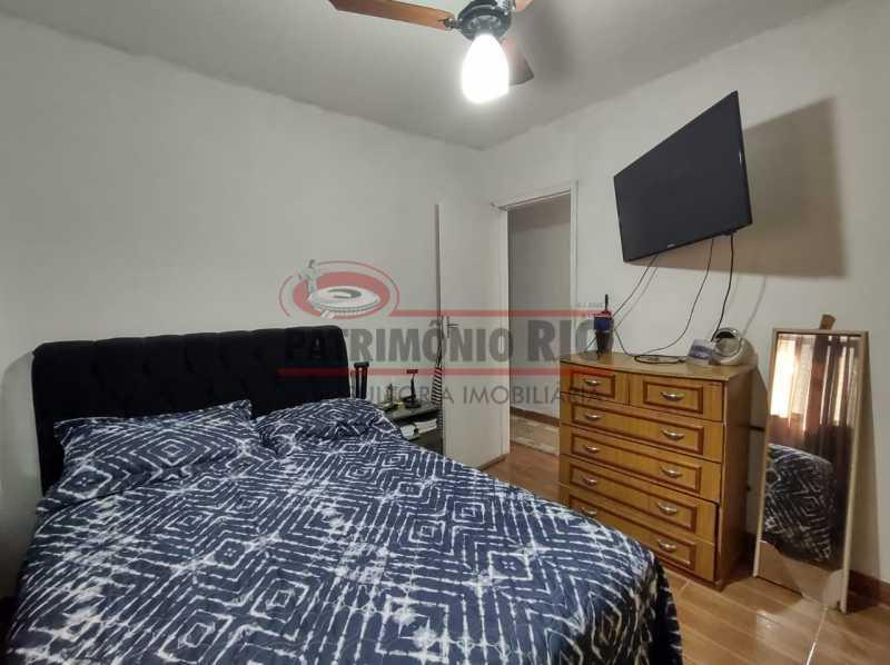 ag12 - Ótima casa Duplex 2 quartos Vista Alegre. - PACV20123 - 12