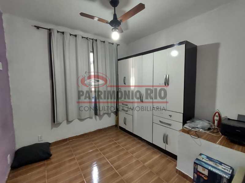 ag22 - Ótima casa Duplex 2 quartos Vista Alegre. - PACV20123 - 17