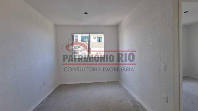WhatsApp Image 2021-07-10 at 1 - Apartamento 2 quartos à venda Cascadura, Rio de Janeiro - R$ 165.000 - PAAP24493 - 3