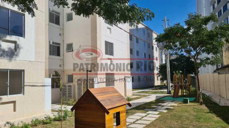 WhatsApp Image 2021-07-10 at 1 - Apartamento 2 quartos à venda Cascadura, Rio de Janeiro - R$ 165.000 - PAAP24493 - 18