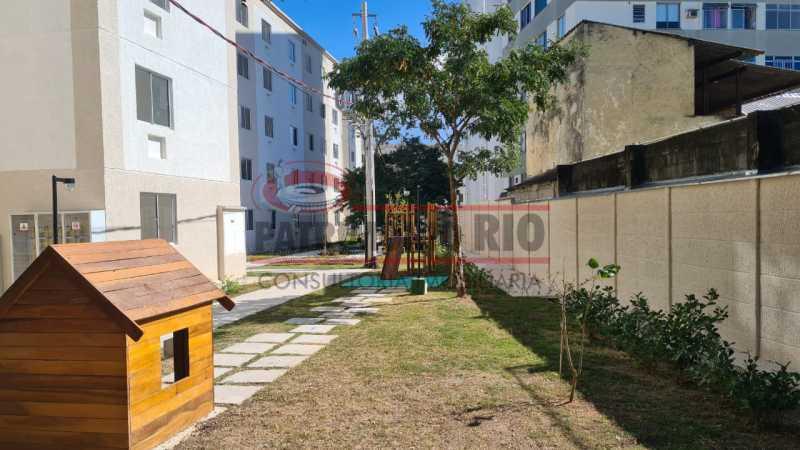 WhatsApp Image 2021-07-10 at 1 - Apartamento 2 quartos à venda Cascadura, Rio de Janeiro - R$ 165.000 - PAAP24493 - 19