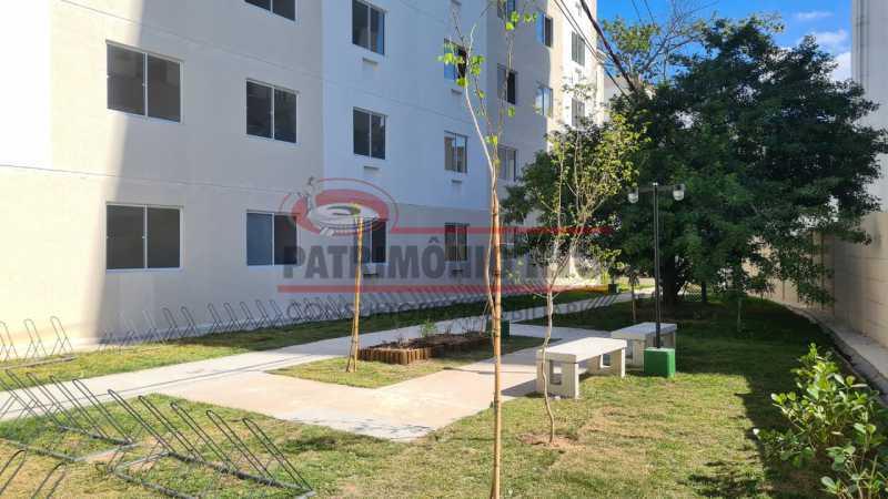WhatsApp Image 2021-07-10 at 1 - Apartamento 2 quartos à venda Cascadura, Rio de Janeiro - R$ 165.000 - PAAP24493 - 1