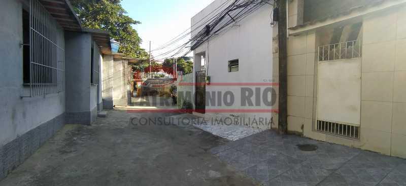 01 - Casa de Vila 2 quartos à venda Olaria, Rio de Janeiro - R$ 160.000 - PACV20125 - 1