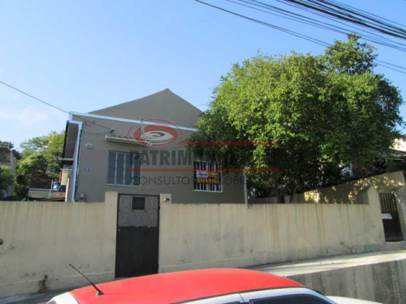 IMG_1354 - Casa de 1 quarto com quintal podendo ampliar - PACA10094 - 1