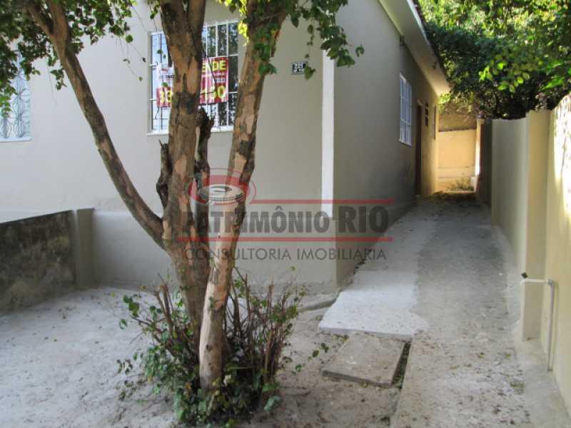 IMG_1356 - Casa de 1 quarto com quintal podendo ampliar - PACA10094 - 20