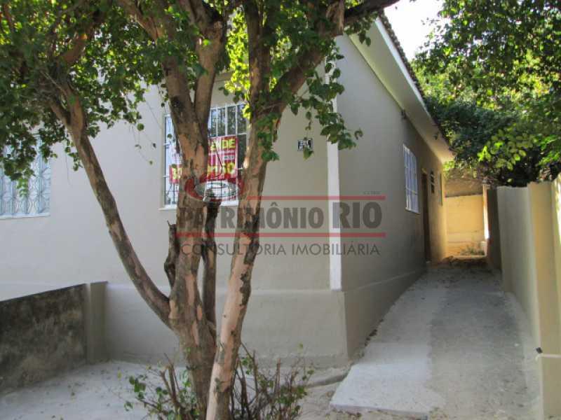 IMG_1357 - Casa de 1 quarto com quintal podendo ampliar - PACA10094 - 4