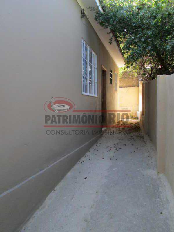 IMG_1358 - Casa de 1 quarto com quintal podendo ampliar - PACA10094 - 3