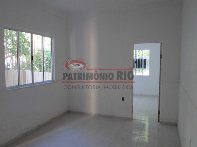 IMG_1359 - Casa de 1 quarto com quintal podendo ampliar - PACA10094 - 5