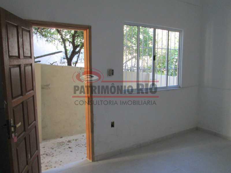 IMG_1360 - Casa de 1 quarto com quintal podendo ampliar - PACA10094 - 6
