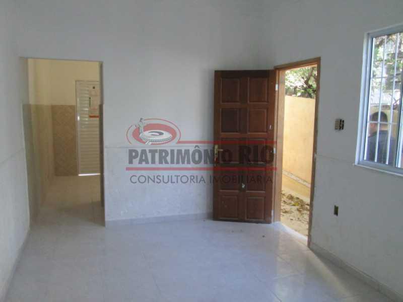 IMG_1361 - Casa de 1 quarto com quintal podendo ampliar - PACA10094 - 7