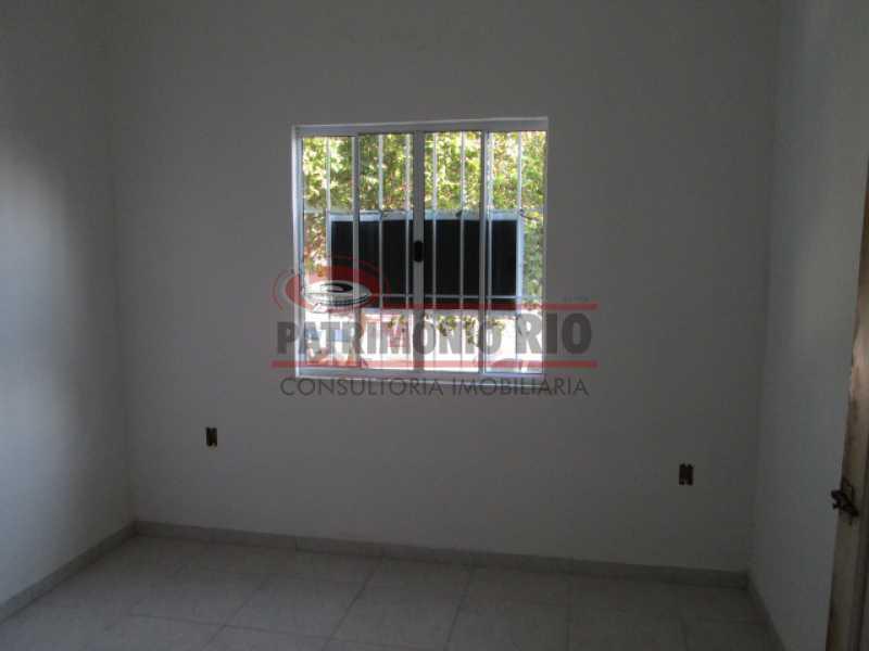 IMG_1362 - Casa de 1 quarto com quintal podendo ampliar - PACA10094 - 8
