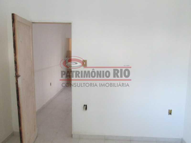 IMG_1363 - Casa de 1 quarto com quintal podendo ampliar - PACA10094 - 9