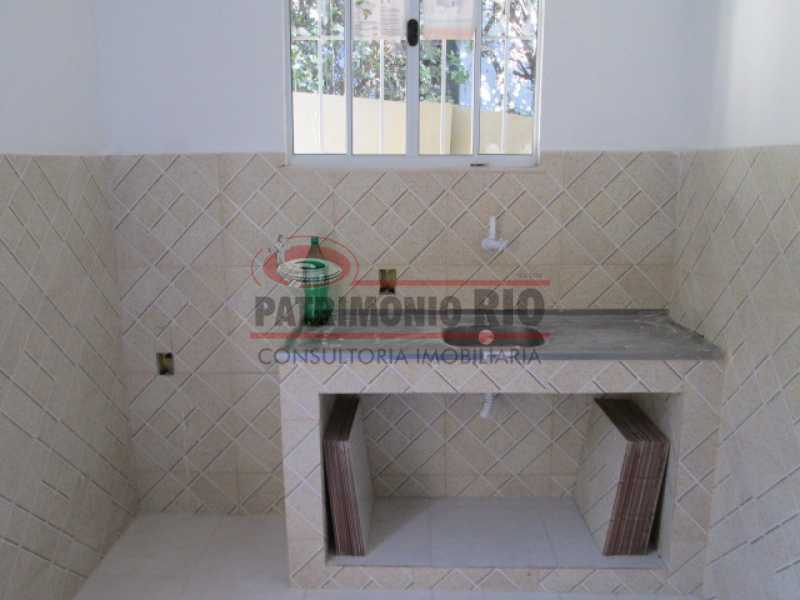 IMG_1369 - Casa de 1 quarto com quintal podendo ampliar - PACA10094 - 15