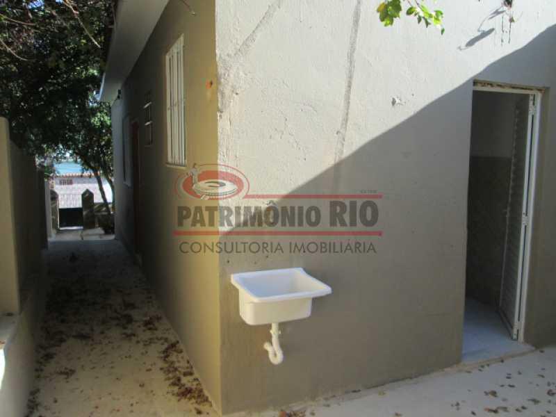 IMG_1372 - Casa de 1 quarto com quintal podendo ampliar - PACA10094 - 18