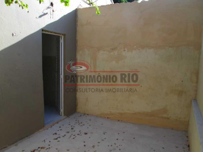 IMG_1373 - Casa de 1 quarto com quintal podendo ampliar - PACA10094 - 19
