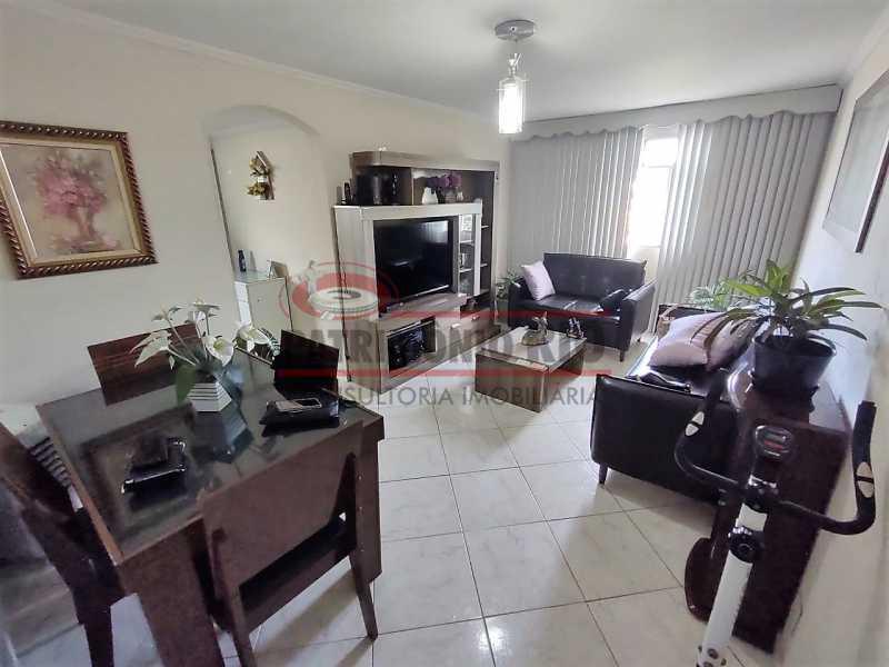 01. - Lindo Apartamento 2 quartos com vaga - Financia! - PAAP24515 - 1