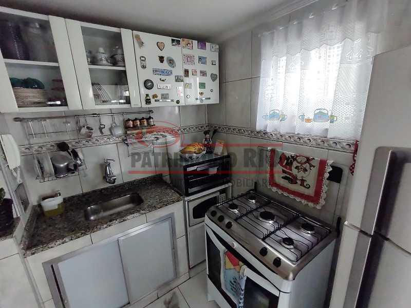 15. - Lindo Apartamento 2 quartos com vaga - Financia! - PAAP24515 - 17