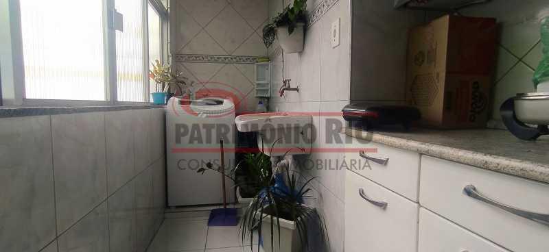 18 - Lindo Apartamento 2 quartos com vaga - Financia! - PAAP24515 - 20