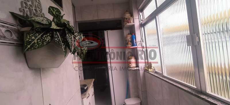 20 - Lindo Apartamento 2 quartos com vaga - Financia! - PAAP24515 - 22