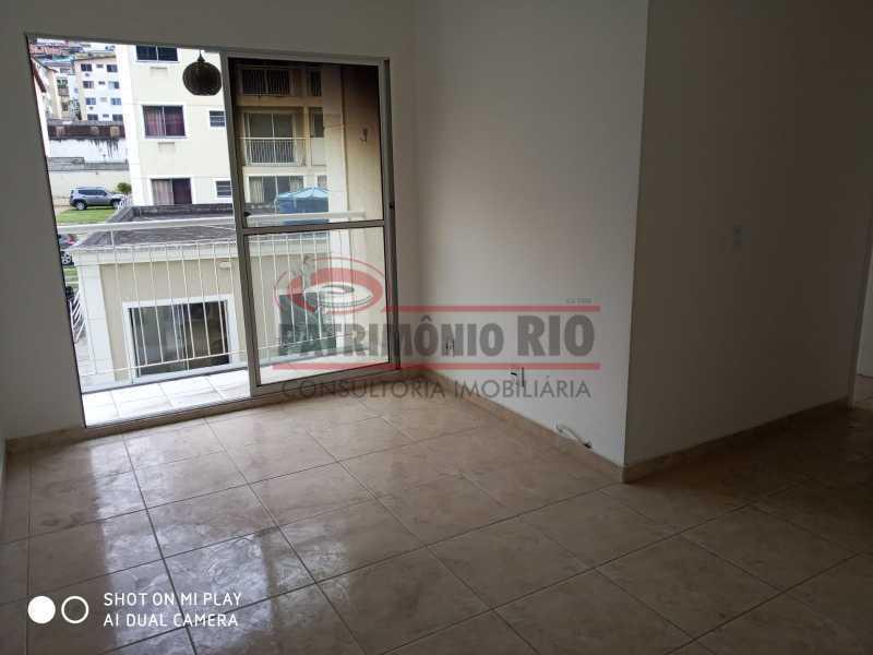 2. - Excelente Apartamento no Engenho da Rainha com varanda, 2 qts, 1 vaga e infra, aceitando financiamento e FGTS - PAAP24516 - 3