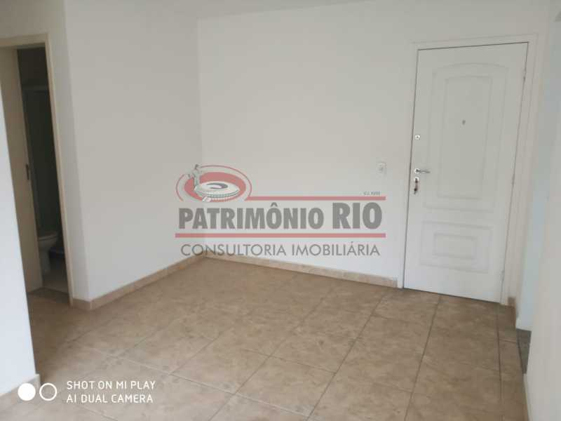 3. - Excelente Apartamento no Engenho da Rainha com varanda, 2 qts, 1 vaga e infra, aceitando financiamento e FGTS - PAAP24516 - 5