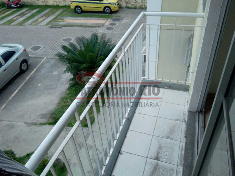 4. - Excelente Apartamento no Engenho da Rainha com varanda, 2 qts, 1 vaga e infra, aceitando financiamento e FGTS - PAAP24516 - 6