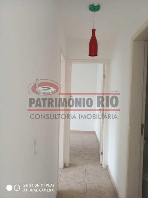 5. - Excelente Apartamento no Engenho da Rainha com varanda, 2 qts, 1 vaga e infra, aceitando financiamento e FGTS - PAAP24516 - 7