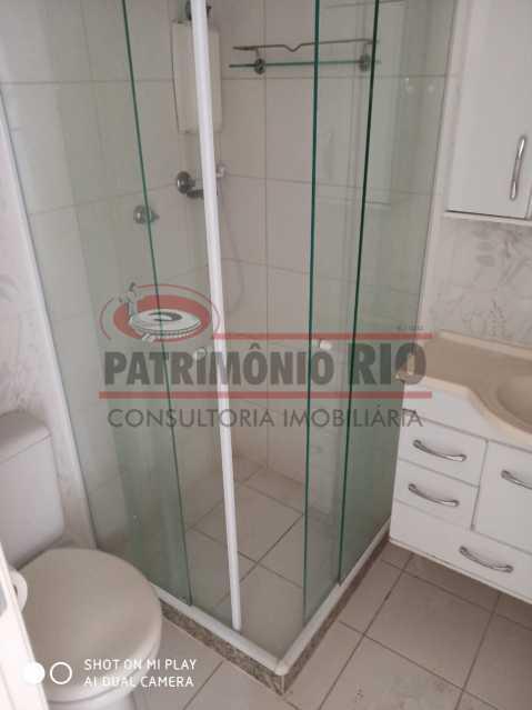 10. - Excelente Apartamento no Engenho da Rainha com varanda, 2 qts, 1 vaga e infra, aceitando financiamento e FGTS - PAAP24516 - 12