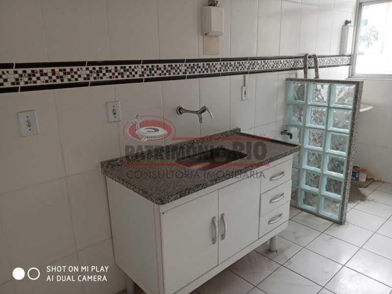 11. - Excelente Apartamento no Engenho da Rainha com varanda, 2 qts, 1 vaga e infra, aceitando financiamento e FGTS - PAAP24516 - 13