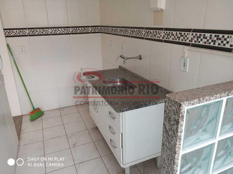12. - Excelente Apartamento no Engenho da Rainha com varanda, 2 qts, 1 vaga e infra, aceitando financiamento e FGTS - PAAP24516 - 14