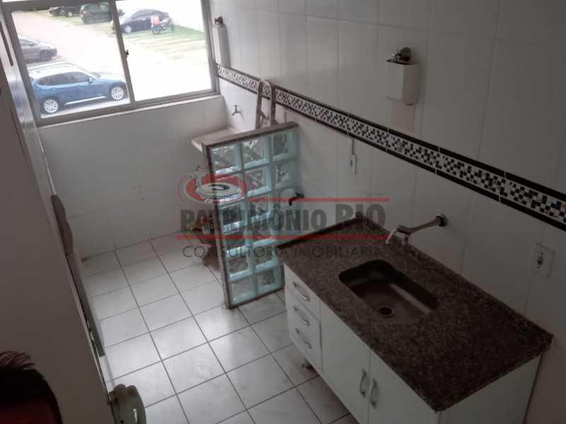 13. - Excelente Apartamento no Engenho da Rainha com varanda, 2 qts, 1 vaga e infra, aceitando financiamento e FGTS - PAAP24516 - 15