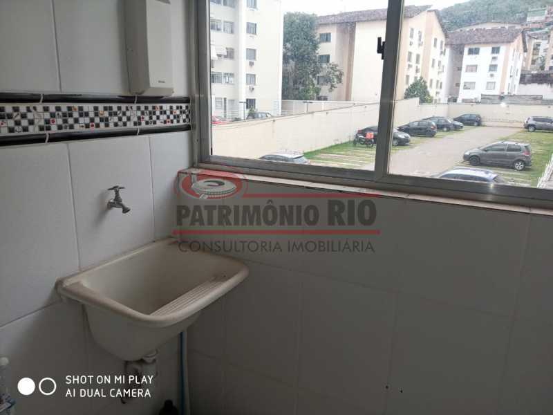 14. - Excelente Apartamento no Engenho da Rainha com varanda, 2 qts, 1 vaga e infra, aceitando financiamento e FGTS - PAAP24516 - 16