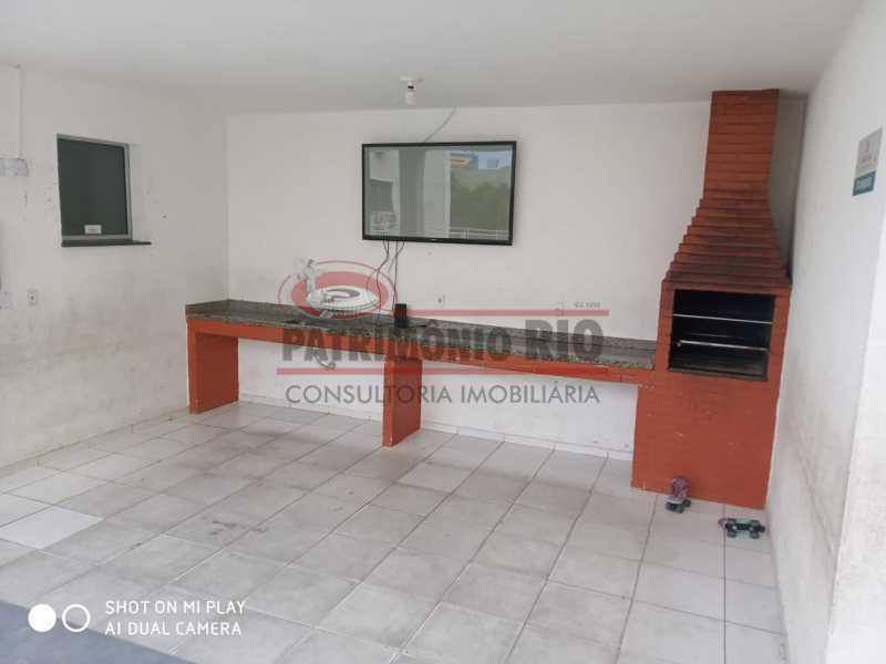 17. - Excelente Apartamento no Engenho da Rainha com varanda, 2 qts, 1 vaga e infra, aceitando financiamento e FGTS - PAAP24516 - 19
