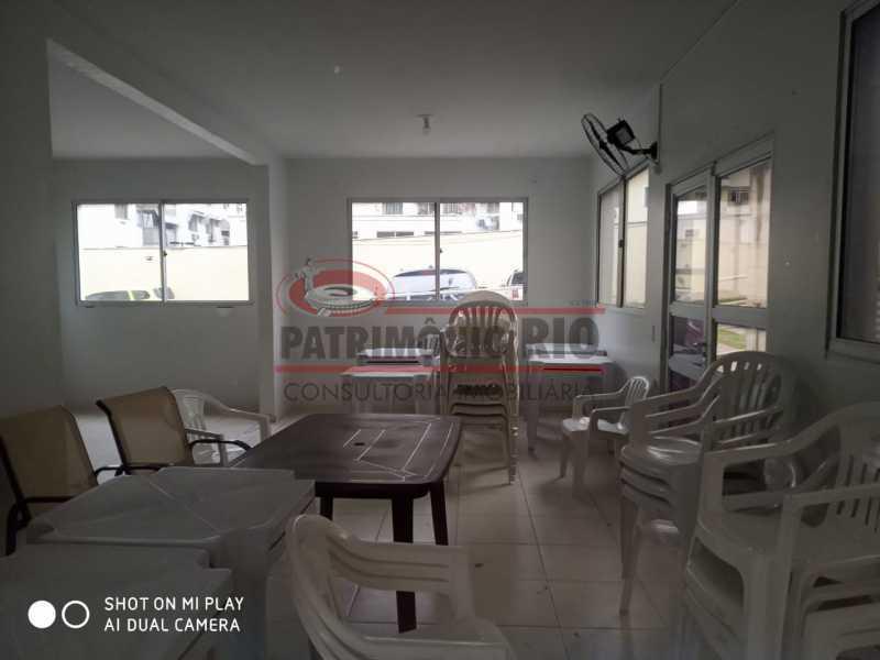 18. - Excelente Apartamento no Engenho da Rainha com varanda, 2 qts, 1 vaga e infra, aceitando financiamento e FGTS - PAAP24516 - 20