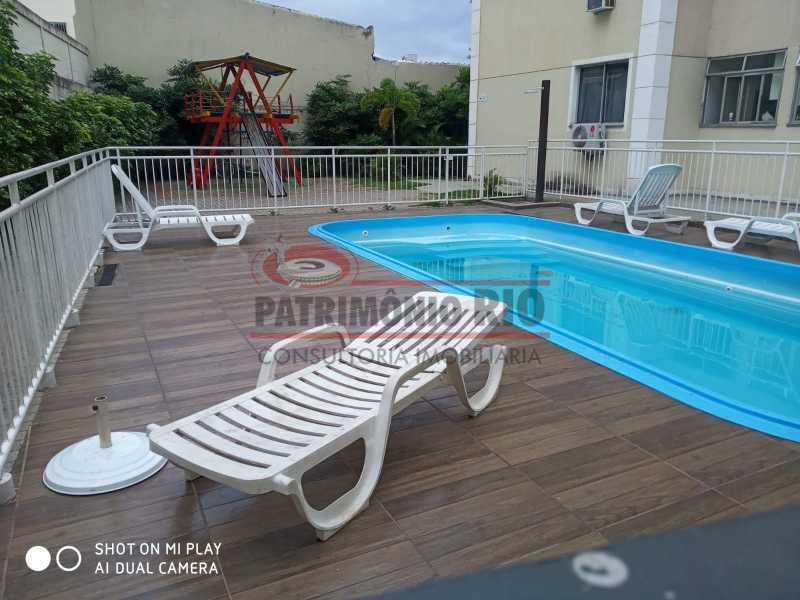 19. - Excelente Apartamento no Engenho da Rainha com varanda, 2 qts, 1 vaga e infra, aceitando financiamento e FGTS - PAAP24516 - 21