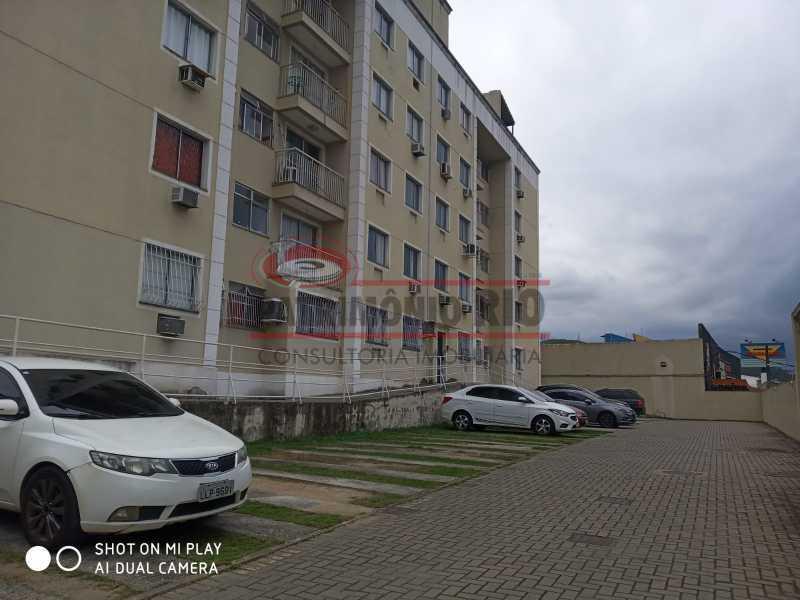 20. - Excelente Apartamento no Engenho da Rainha com varanda, 2 qts, 1 vaga e infra, aceitando financiamento e FGTS - PAAP24516 - 22