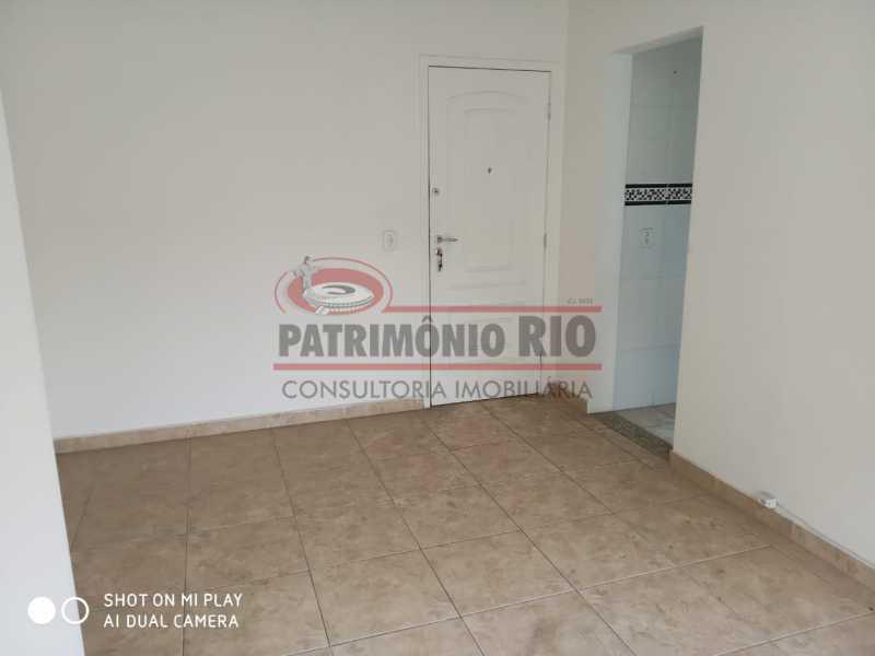 22. - Excelente Apartamento no Engenho da Rainha com varanda, 2 qts, 1 vaga e infra, aceitando financiamento e FGTS - PAAP24516 - 24