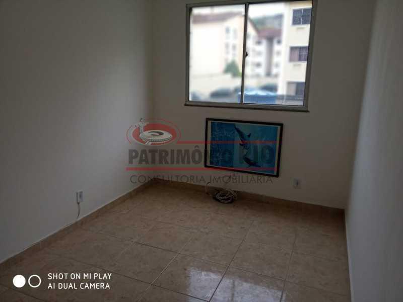 24. - Excelente Apartamento no Engenho da Rainha com varanda, 2 qts, 1 vaga e infra, aceitando financiamento e FGTS - PAAP24516 - 26