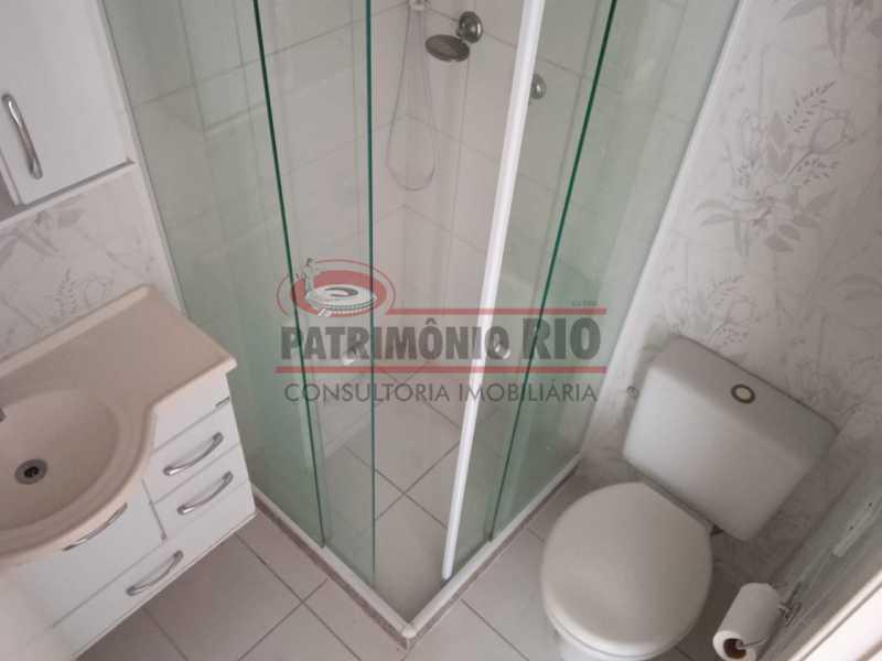 28. - Excelente Apartamento no Engenho da Rainha com varanda, 2 qts, 1 vaga e infra, aceitando financiamento e FGTS - PAAP24516 - 29