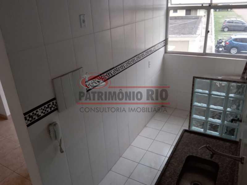 29. - Excelente Apartamento no Engenho da Rainha com varanda, 2 qts, 1 vaga e infra, aceitando financiamento e FGTS - PAAP24516 - 30