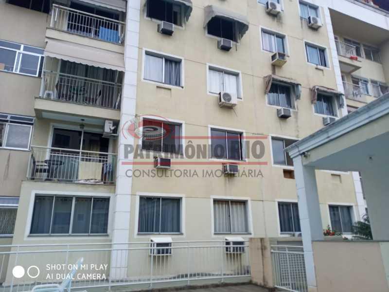 30. - Excelente Apartamento no Engenho da Rainha com varanda, 2 qts, 1 vaga e infra, aceitando financiamento e FGTS - PAAP24516 - 31