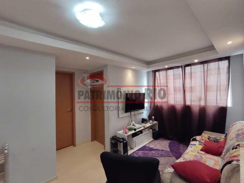 1 - Apartamento 2 quartos à venda Parada de Lucas, Rio de Janeiro - R$ 245.000 - PAAP24517 - 1