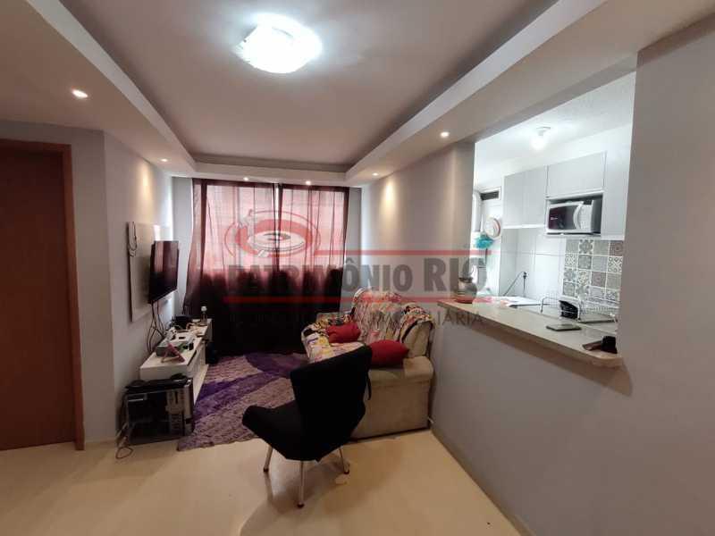 2 2 - Apartamento 2 quartos à venda Parada de Lucas, Rio de Janeiro - R$ 245.000 - PAAP24517 - 3