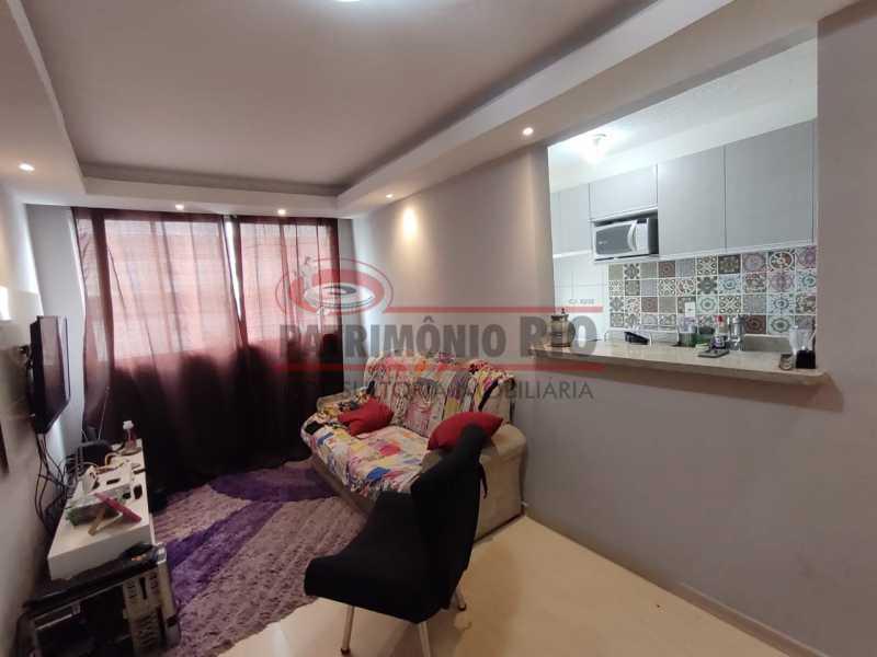 3 - Apartamento 2 quartos à venda Parada de Lucas, Rio de Janeiro - R$ 245.000 - PAAP24517 - 4