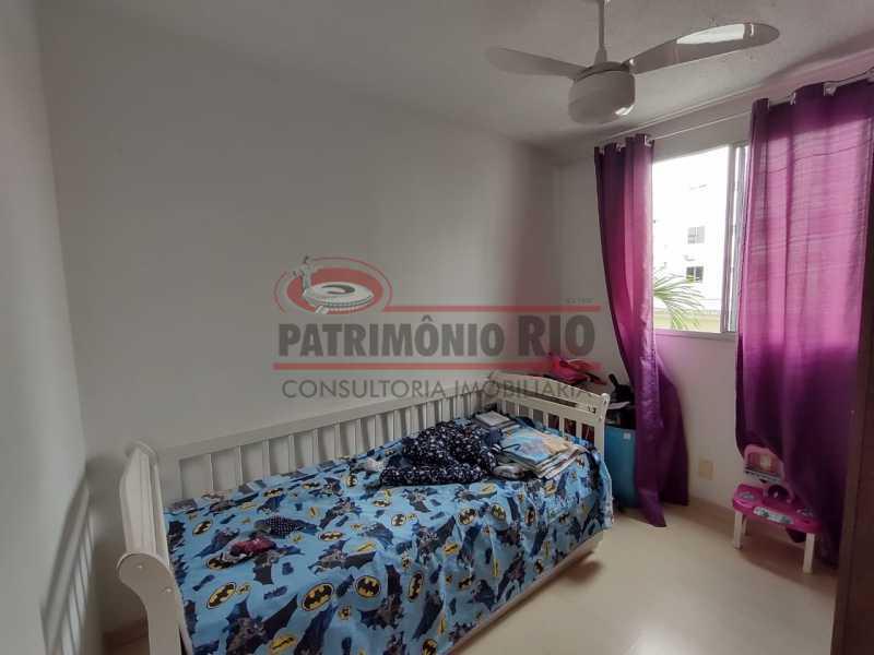14 2 - Apartamento 2 quartos à venda Parada de Lucas, Rio de Janeiro - R$ 245.000 - PAAP24517 - 15